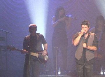 Antonio Orozco despulla la seva ànima en un dels concerts més especials de la seva carrera