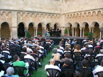 Camerata Sant Cugat organitza la 5a edició del Curs Internacional de Cant