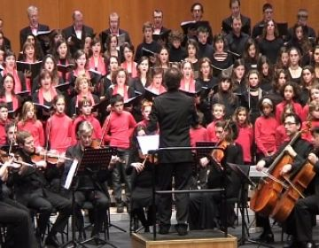 Camerata Sant Cugat homenatja el Nadal en dos concerts que omplen el Teatre-Auditori