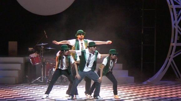 Els Brodas Bros sedueixen Sant Cugat amb la seva manera de concebre el hip hop