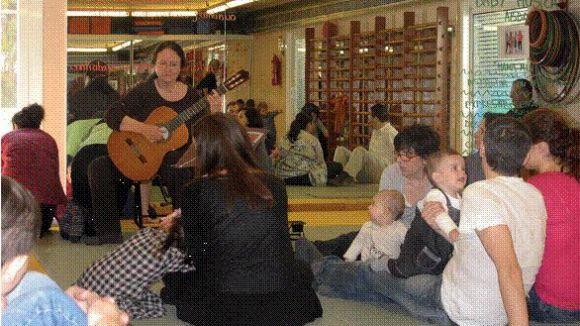 El Món dels Jocs ofereix un concert familiar per a pares i fills