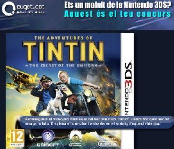 Cugat.cat regala un videojoc de Tintin per tancar el Nadal