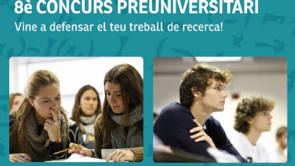 La UIC convoca el 9è concurs preuniversitari per optar a beques del 100% al primer curs