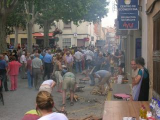 El 29è Concurs d'Arrossos farà bullir un any més la plaça de Barcelona