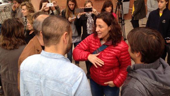 Conesa defensa el dret de decidir dels catalans en el 9N