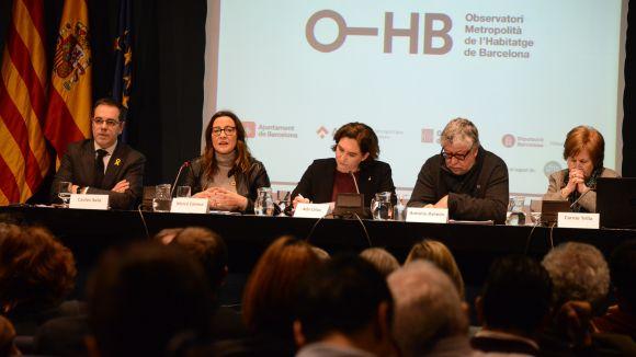 Conesa insta la Generalitat a liderar l'augment de reserves de sòl per a habitatge assequible