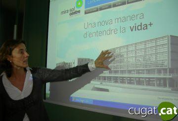 A la venda els 4.700 metres quadrats d'oficines del Mira-sol Centre