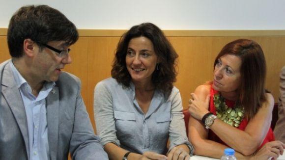Mercè Conesa, nova portaveu de CDC nacional