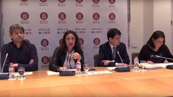 La Diputació destinarà més d'un milió d'euros per fomentar l'ocupació a Sant Cugat