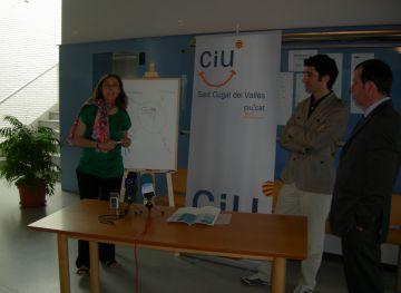 El batxillerat internacional i una taula d'universitats, prioritats de CiU en educació