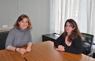 Conesa i Llorente es comprometen a mantenir 'un diàleg i un debat obert entre entitats, clubs i Ajuntament'