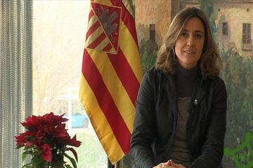 Mercè Conesa: 'Si treballem tots junts podrem superar les dificultats'