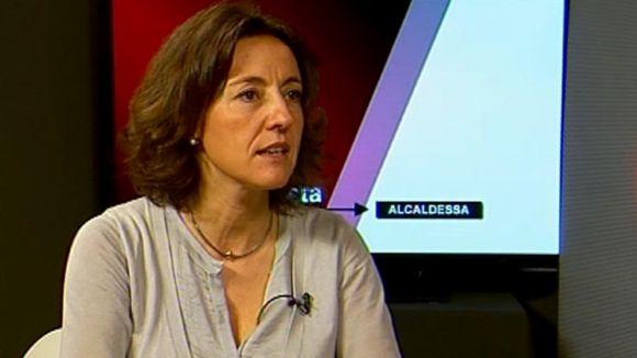 Mercè Conesa critica l'avantprojecte de llei del ministre Wert