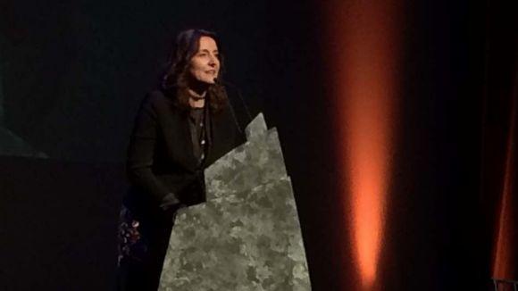 Conesa, als Premis Ciutat de Sant Cugat: 'Som una ciutat ben viva on el teixit cultural batega ben fort'