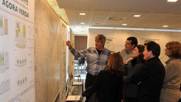 L'EMD intensificarà la difusió de les propostes per a la futura centralitat