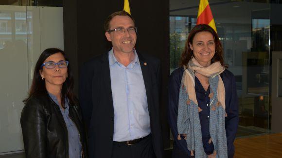 Sant Cugat estreny lligams amb la comunitat francesa