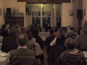 La primera alcaldessa de Sant Cugat estrena la 5a edició del cicle 'Tertúlia amb amics'
