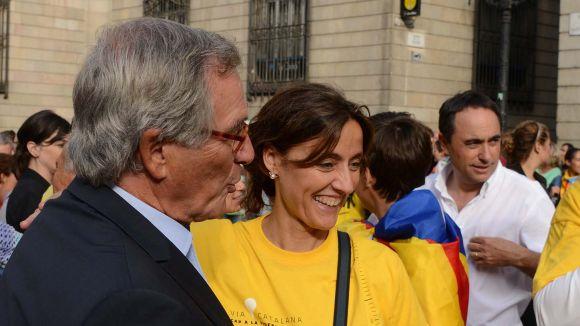 Conesa defensa el seu suport a la Via Catalana