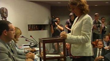 Conesa, vicepresidenta quarta de la Diputació de Barcelona