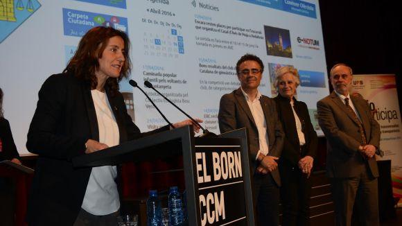 La web municipal, reconeguda amb el segell Infoparticipa