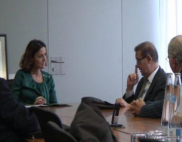 L'Ajuntament referma el seu compromís amb FERRMED sobre el Corredor Mediterrani