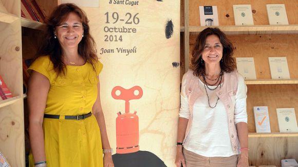Sant Cugat es converteix en el centre de la poesia catalana