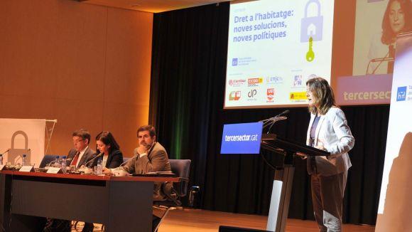 SOS de Conesa a l'Estat per aturar el cobrament de plusvàlues a desnonats