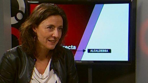 Conesa serà presidenta de la Diputació i deixarà el càrrec de portaveu de CDC
