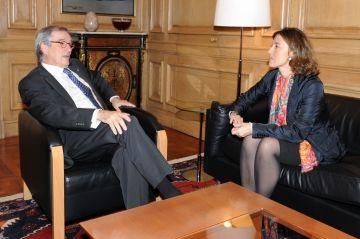 Sant Cugat i Barcelona treballaran juntes per mancomunar serveis a les Planes