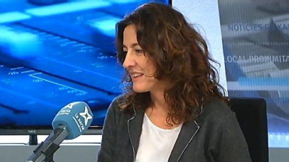 Mercè Conesa, sobre pactes municipals CiU-ERC: 'L'autonomia local és sagrada'