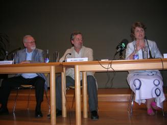 L'exconsellera de Benestar i Família ha fet una conferència en el marc de la primera Fira de la Gent Gran