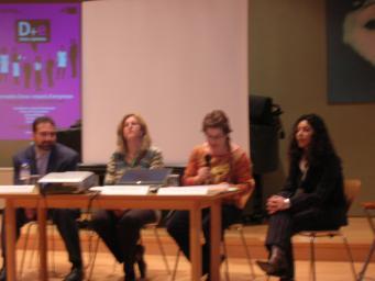 Les jornades 'Dona i creació d'empresa' incideixen en l'autoconfiança en una nova sessió
