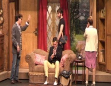 L'obra 'Pel davant i pel darrere' fa esclatar de riure el Teatre-Auditori