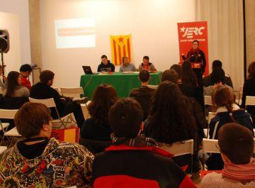 Les JERC troben 'insultant' que PxC pugui presentar-se a les eleccions