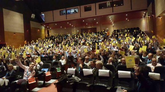 Moment del congrés / Foto: Demòcrates de Catalunya