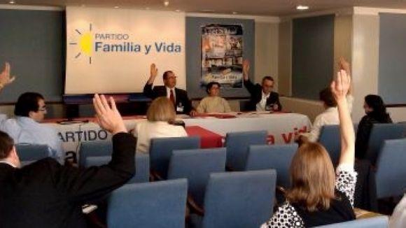 Família i Vida renuncia a presentar-se a les eleccions catalanes