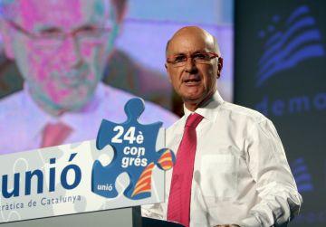 Duran i Lleida critica que Recoder s'hagi ofert a Mas per ser conseller