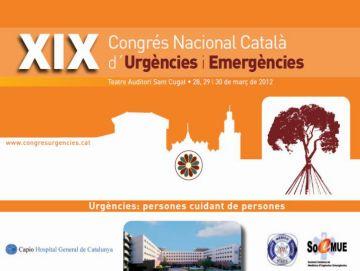 Sant Cugat acollirà el 19è Congrés Nacional Català d'Urgències i Emergències