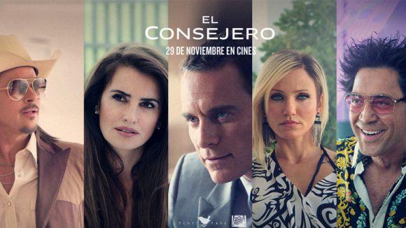 'El consejero' Michael Fassbender porta l'últim de Ridley Scott als cinemes