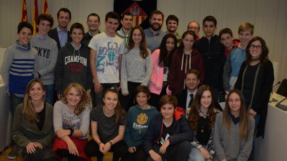 El Consell de Joves vol un local i més activitats a l'aire lliure