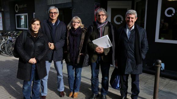 Constituït el consell d'administració de Cugat.cat