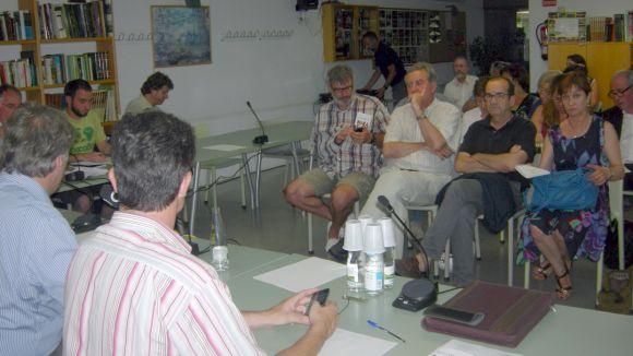 El PSC demana els comptes locals territorialitzats