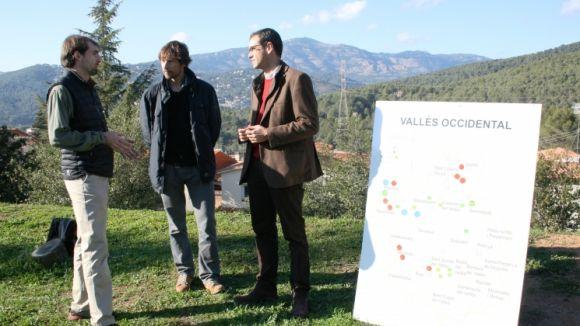 El Consell Comarcal farà una franja de protecció contra incendis a la Colònia Montserrat i Can Barata