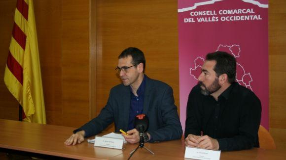 Els Vallesos descarten la creació de les dues comarques