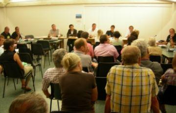 Els veïns de la Floresta reben amb il·lusió l'aprovació de les modificacions del PGM
