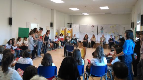 El Consell d'Infants, a la preparació del Consell Nacional d'Infants i Adolescents
