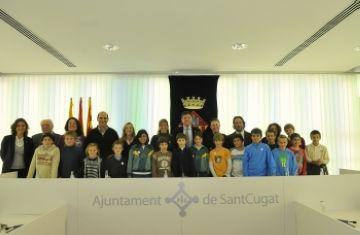 Constituït el Consell dels Infants de Sant Cugat