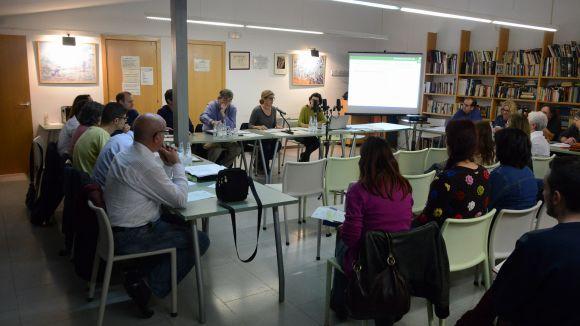 El Consell de Barri de Mira-sol se celebra al Casal del Districte / Foto: localpres