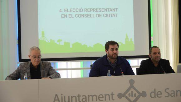 Imatge del Consell Sectorial d'Esports / Font: Localpress