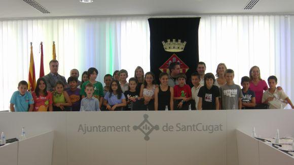 La carta dels nens als Reis per a la Festa Major